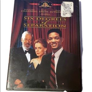 Six Degrees of Separation (DVD, 2000) Will Smith